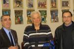 Alexandru Dumitru, Ioan Simion și Valeriu Fălcușanu
