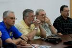 George Straton, Constantin Fugigi, Paul Ciobănelu și Valeriu Fălcușanu
