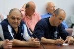 Ion Gheorghe, Constantin Drăgulescu, Viorel Morariu și Laurențiu Constantin