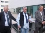 Mihai Holban, Valeriu Irimescu și Costică Murariu