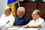 Titel Marinescu, Valeriu Irimescu și Mircea Galdea