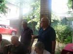 Victor H. Guțu mulțumește Clubului Seniorilor